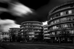 Sparkasse und Landratsamt / Bürogebäude